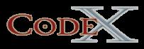 CodeX comic - title